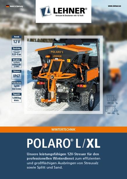 POLARO L/XL Prospekt