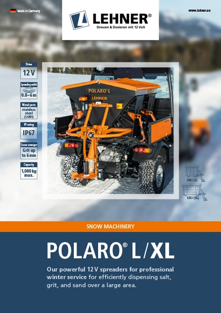 POLARO L/XL brochure