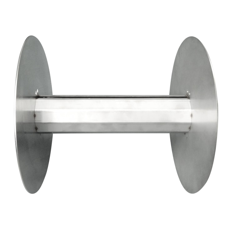 Stainless steel replacement reel