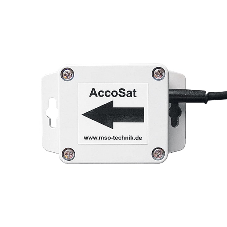 AccoSat GPS receiver (Automatic dosing)