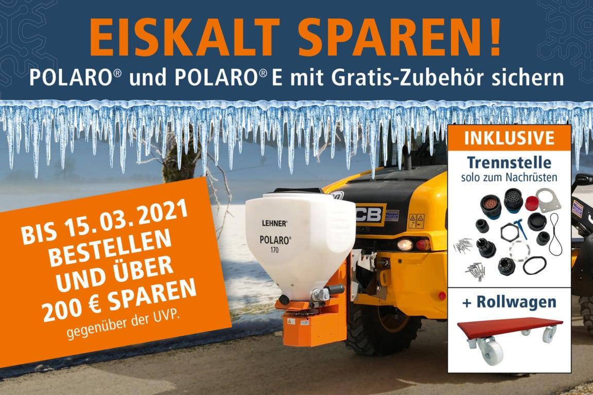 Aktions-Angebot POLARO und POLARO E